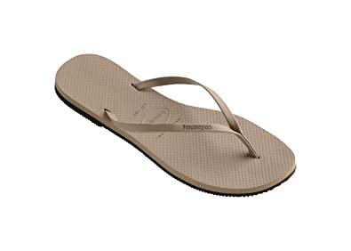 f98ae42a6 Havaianas You Rose Gold Flip Flops  Amazon.co.uk  Shoes   Bags