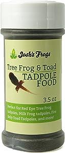 Josh's Frogs Tree Frog & Toad Tadpole Food (1.75 oz)