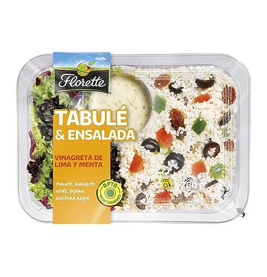 Florette Ensalada Completa Tabulé y Ensalada - 260 gr