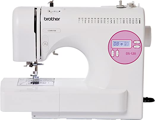 Brother DS120 - Máquina de Coser: Amazon.es: Hogar