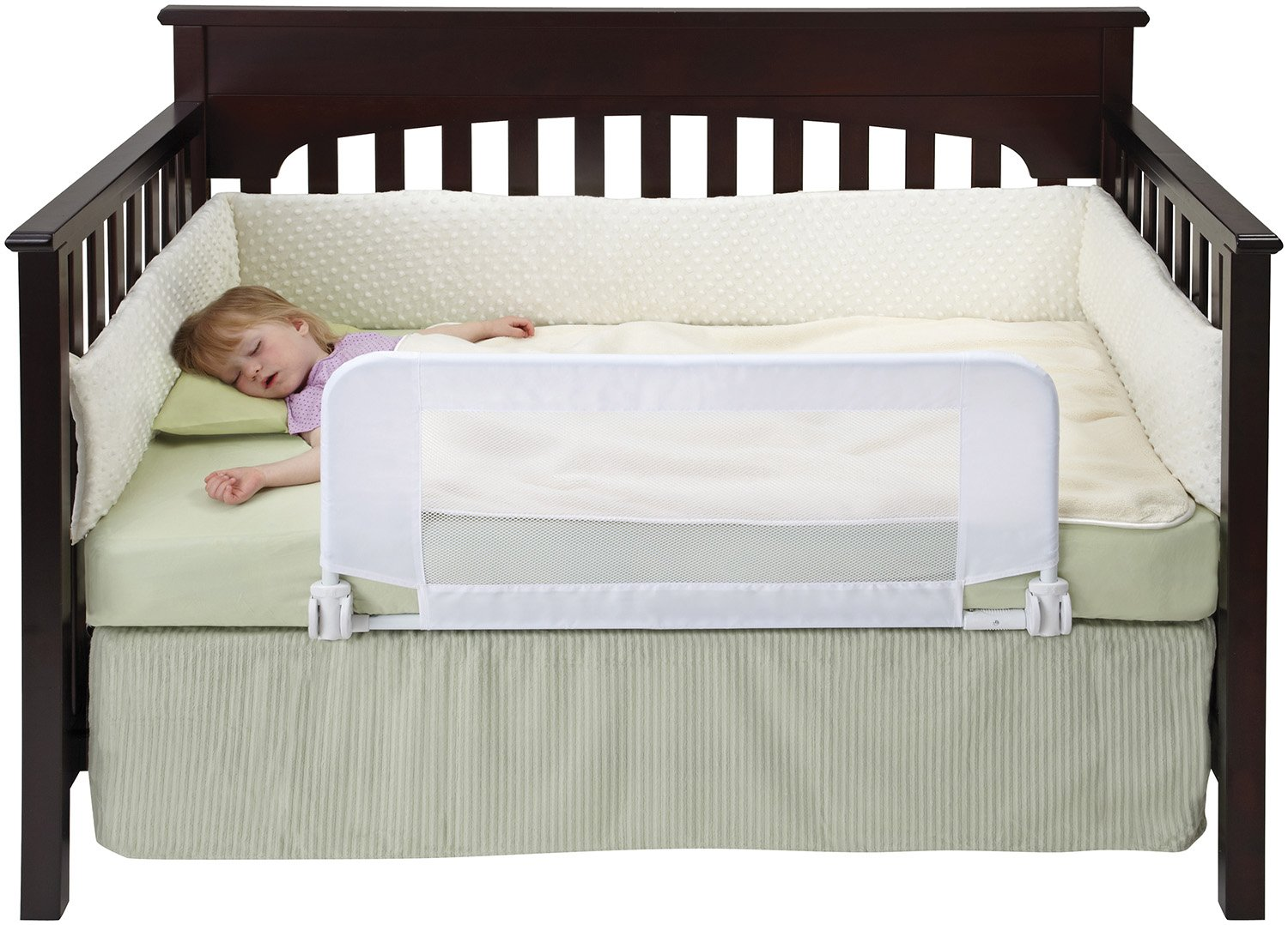 Baby bed at walmart - Baby Bed Gate Walmart Baby Bed Rail Guard Amazon Com Dexbaby Safe Sleeper Convertible Crib