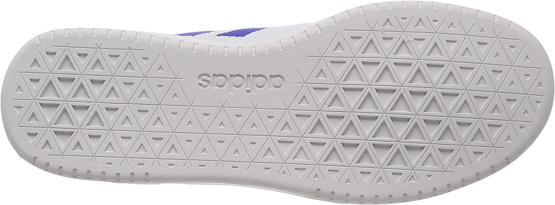 adidas Men's Bball80s Basketball Shoes Multicolour Ftwr White Blue Scarlet