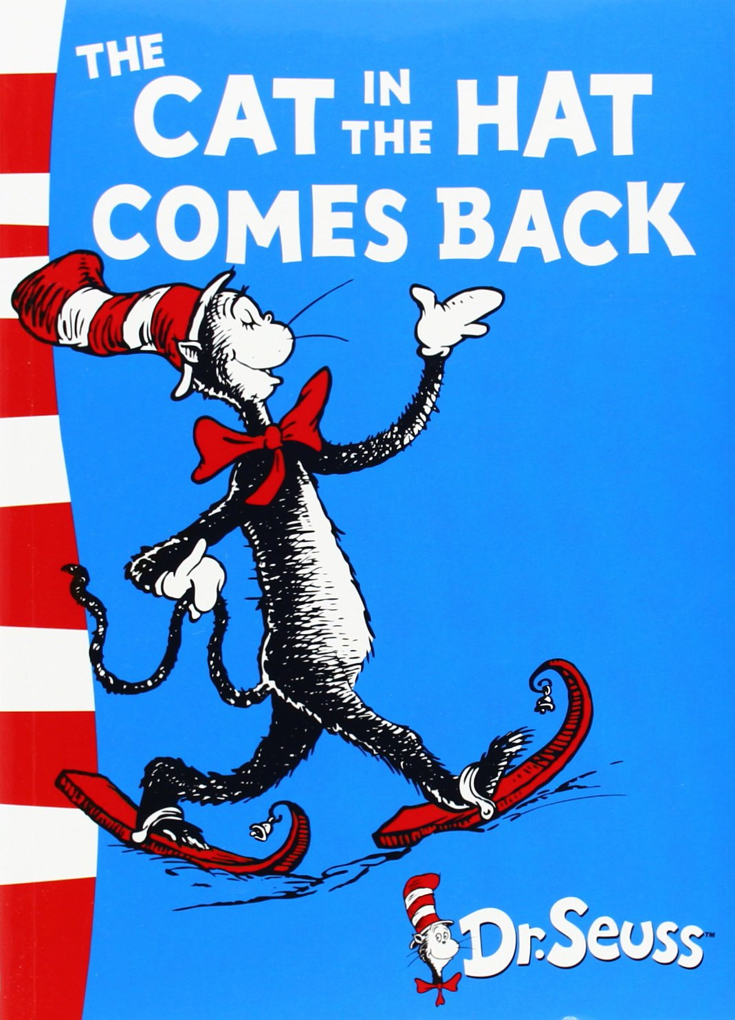The Cat in the Hat Comes Back (Dr Seuss - Green Back Book): Amazon ...