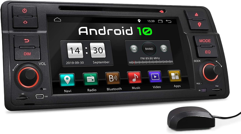 Xomax Xm 70ba Autoradio Mit Android 10 Passend Für 3er Elektronik