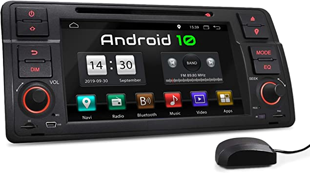 Xomax Xm 70ba Car Radio With Android 10 Suitable For Elektronik