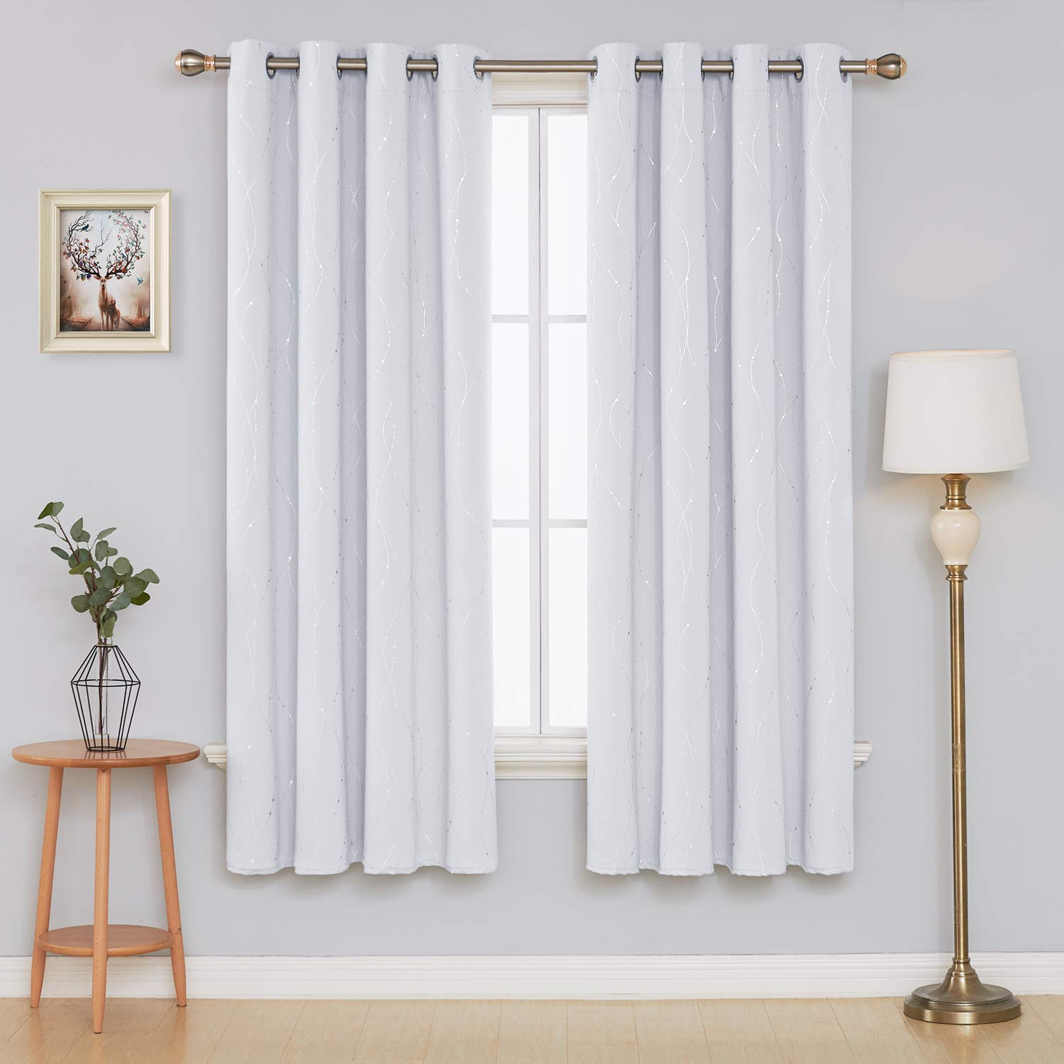 Thermal Blackout Curtains Fairytale Inspired Nursery