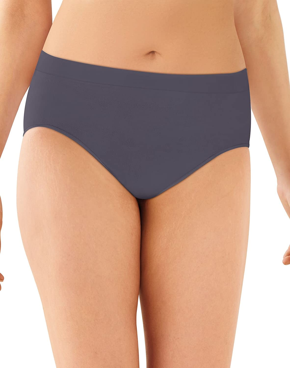 8dc0f27bd Bali One Smooth U All-Around Smoothing Hi-Cut Panty at Amazon Women s  Clothing store