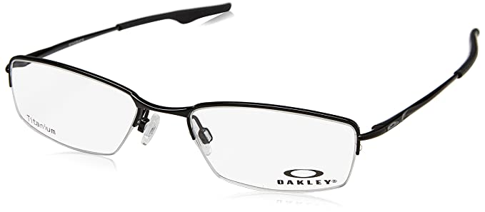 7bd1ca9db2 Image Unavailable. Image not available for. Color  Oakley Wingback  OX5089-0151 Eyeglasses Polished Black ...