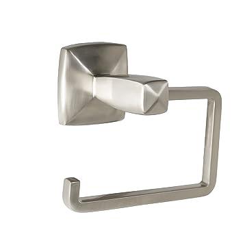 Design House 580837 Perth Toilet Paper Holder Satin Nickel