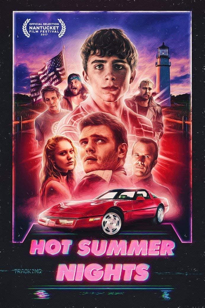 Yutirerly Hot Summer Nights Drama Movie 2017 Poster 36 inch x 24 inch