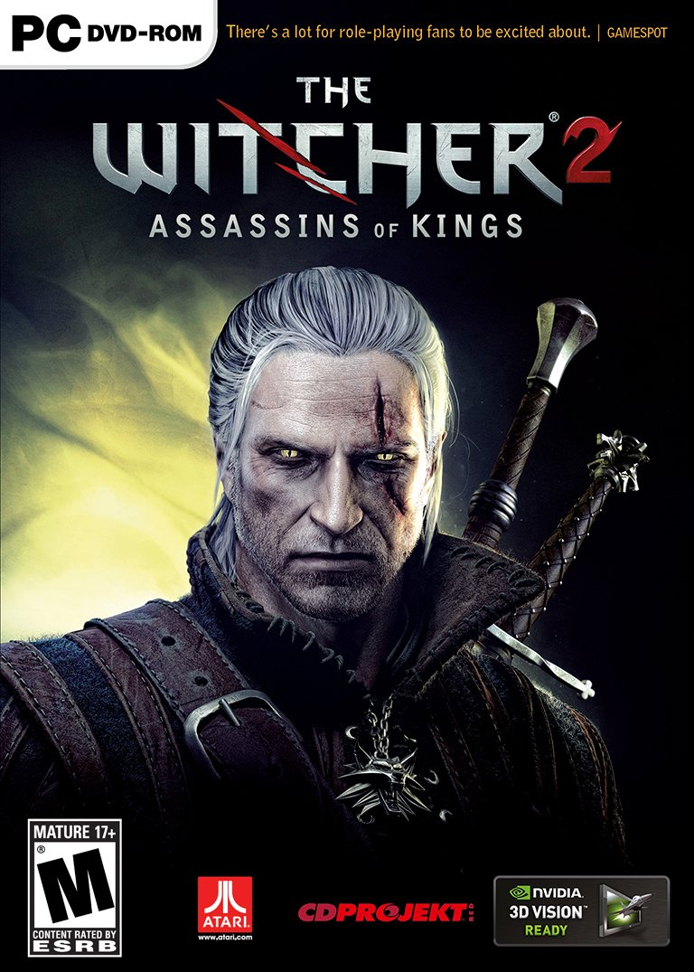 Amazon Com The Witcher 2 Assassins Of Kings Video Games