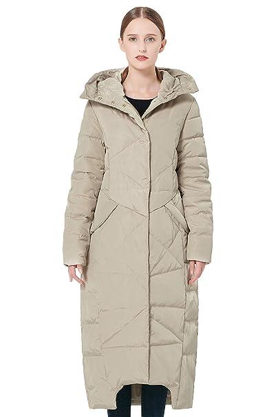 Amazon.com: Orolay - Abrigo de invierno para mujer, con ...