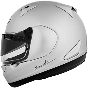 Arai signet-q pro-tour aluminio plata casco