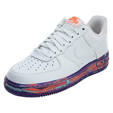 Nike, Uomo, Air Force 1 07 LV8 Leather, Pelle, Sneakers