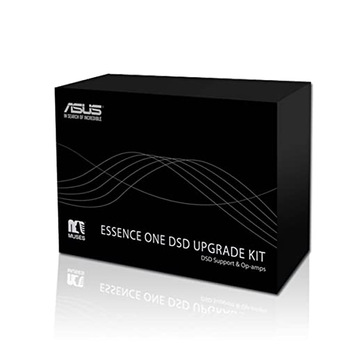 2 opinioni per Asus Xonar Essence One DSD Upgrade Kit, Nero