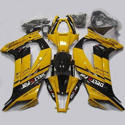 ZXMOTO Motorcycle Fairing Kit for Kawasaki Ninja ZX10R 2011-2014 2012 2013