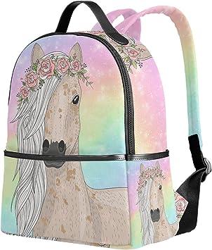 Fluffy Unicorn llama Rainbow School Backpack Lunch Bag Pen Case Shoulder Bag Lot