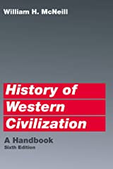 History of Western Civilization: A Handbook Kindle Edition