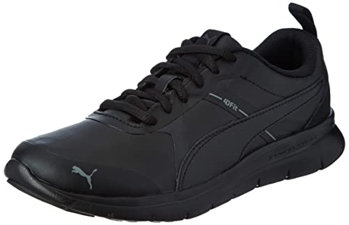 Puma Boy s Flex Essential SL Jr Black Sneakers-3 (19067801)  Buy ... 904eb6c5b