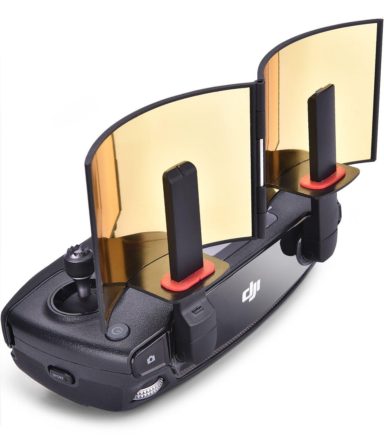 Tozo Para Dji Mavic Air / Mavic Pro / Spark Accesorios Antena Rango De Señal Amplificador Controlador Plegable Paraboli