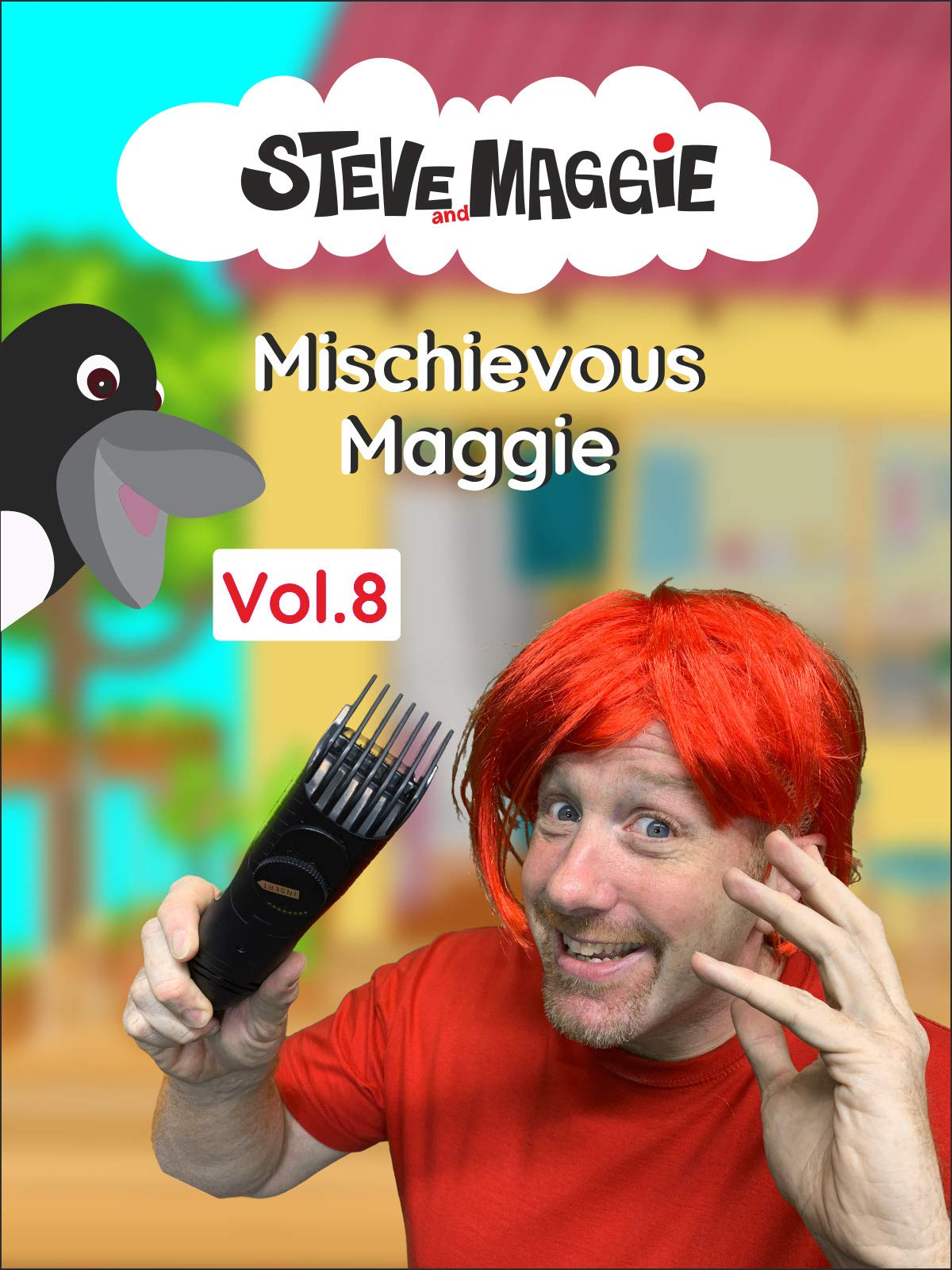 Steve and Maggie - Mischievous Maggie (Vol. 8) on Amazon Prime Video UK