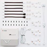 LED Strip connector, LED Strip hoekconnector, LED Strip verlenging, LED Strip aansluitkabel (10)