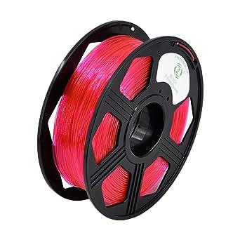 YOYI - Filamento para impresora 3D TPU, filamento flexible 1,75 mm ...