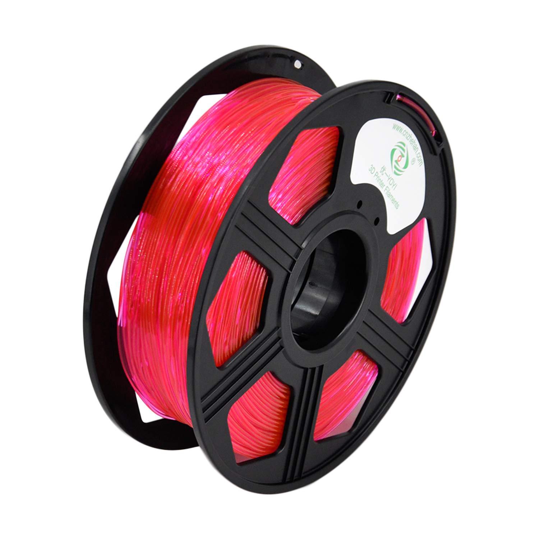 Filamento TPU 1.75mm 0.8kg COLOR FOTO-1 IMP 3D [81ZRZFML]