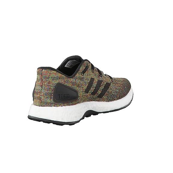 adidas CG2993, Chaussures de Sport Homme - Multicolore - Mehrfarbig (Negbas/Negbas/Negbas), 42 EU