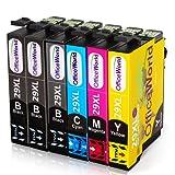 OfficeWorld Sostituzione per Epson 29 29XL Cartucce d'inchiostro Compatibile con Epson Expression Home XP-342 XP-442 XP-245 XP-345 XP-247 XP-445 XP-235 XP-432 XP-332 XP-335 XP-435