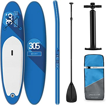 Tabla Paddle Surf Hinchable - SPREESTAR 305x10x77 cm Sup Surf ...