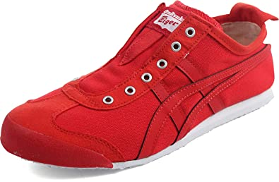 timeless design 346d4 1a064 Onitsuka Tiger ASICS - Mens Mexico 66 Slip-on Shoes, 3.5 UK ...