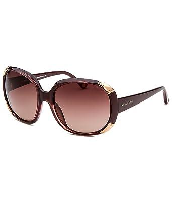 853308b166 MICHAEL KORS Sunglasses MKS205 BEVERLY HILLS 651 Blush 59MM  Amazon.co.uk   Clothing