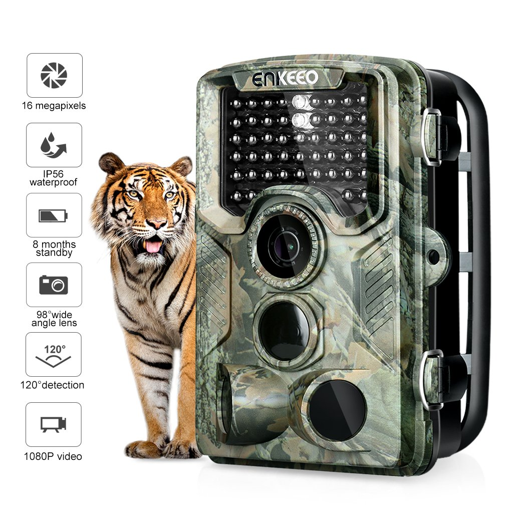 Caméra de chasse ENKEEO PH760 16MP