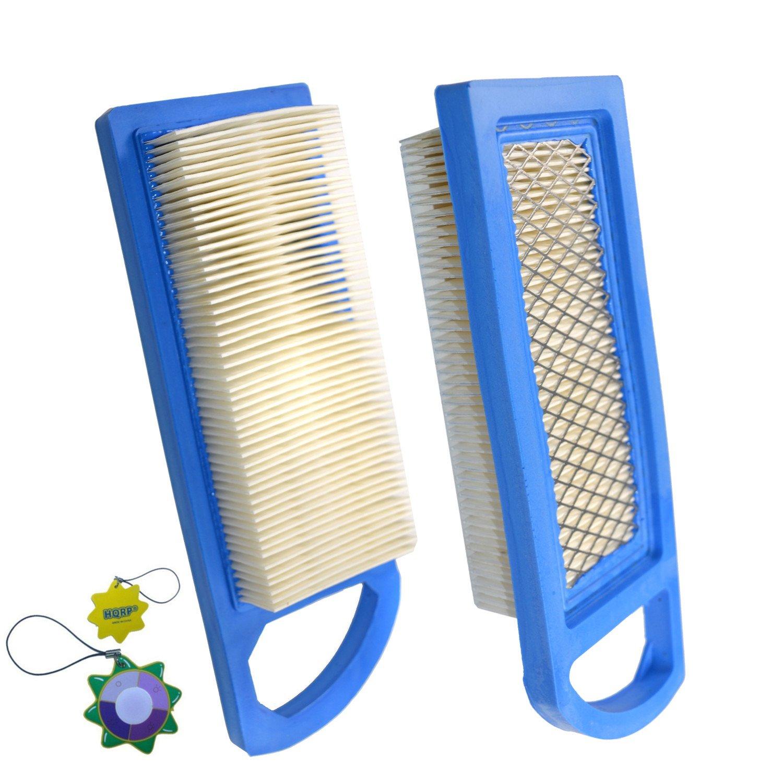 HQRP Air Filter Cartridge for Briggs /& Stratton 697014 5078 BS-795115 697153