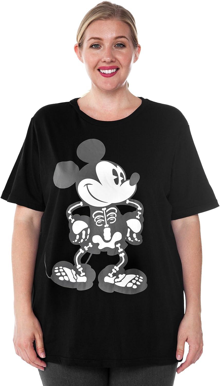 Halloween Pink Skull and Bow Black Juniors Soft T-Shirt