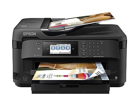 Amazon.com: Workforce WF-7710 impresora inalámbrica de ...