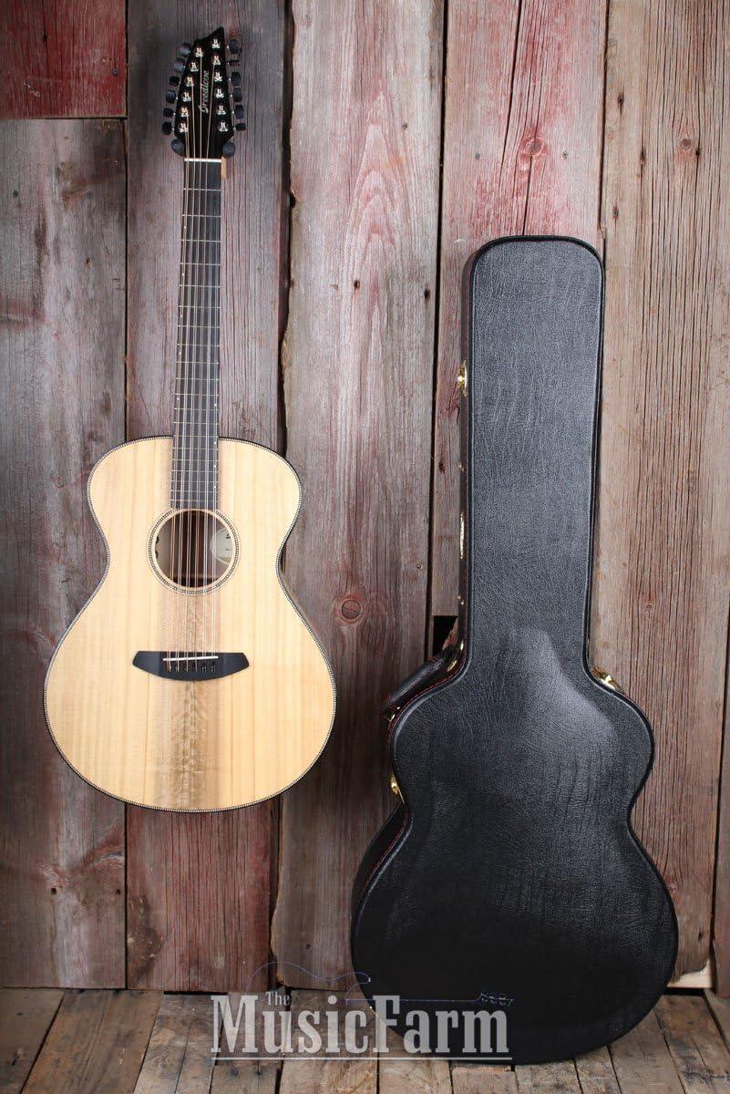 Breedlove Oregon concierto e de 12 cuerdas acústica guitarra ...