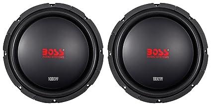 Amazon.com: (2) Boss Audio CXX104DVC 10\