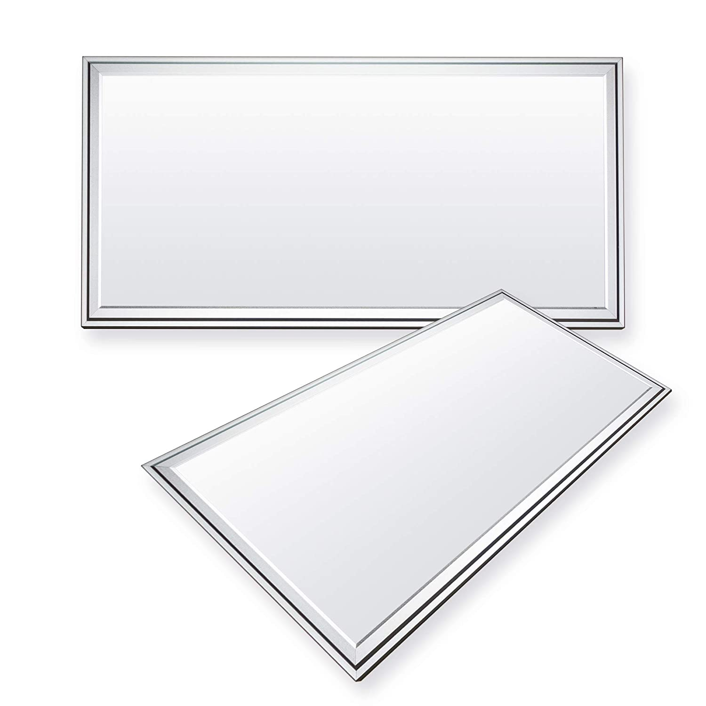 LEDVero LEDVero LEDVero 3er Set 30x60cm Ultraslim LED Panel 20W, 1600lm, 3000K Deckenleuchte mit Befestigungsclips und EMV2016 Trafo -Warmweiß- Energieklasse A+ 7b2d31