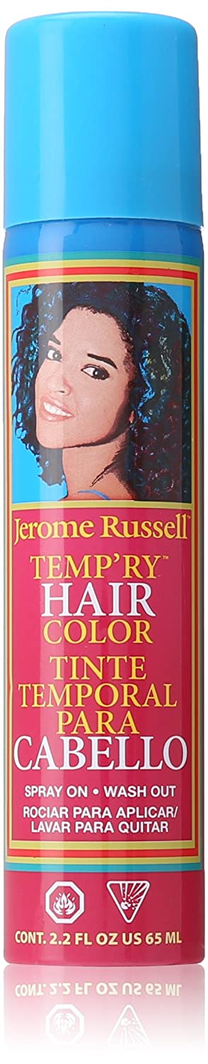 Amazon Jerome Russell Temporary Spray Red Wine Body