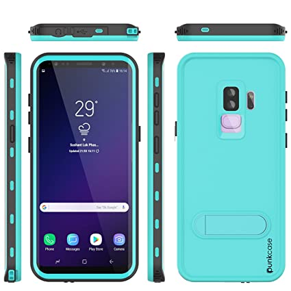 Amazon.com: Punkcase - Carcasa impermeable para Galaxy S9 ...