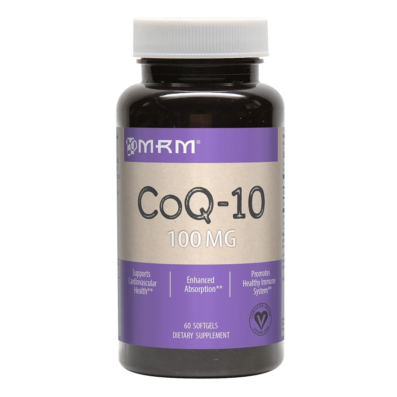 海外直送品 MRM Coq-10 100mg (Pel Delivery System) as Ubiquinone, 60-Softgels B002WHMDHC