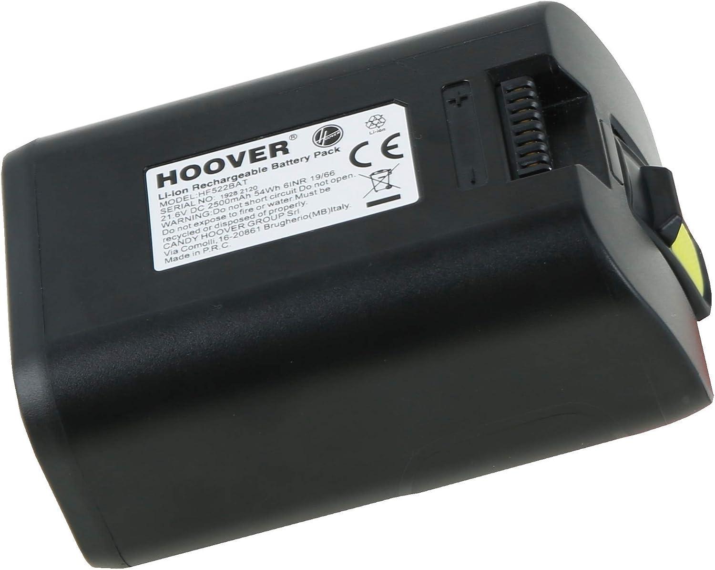 Hoover Batería B011 para Hoover HFree 500: Amazon.es: Electrónica