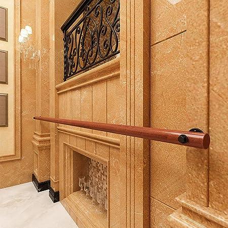 HRXAN-Pasamanos Barandilla de Madera de 50-150 cm: barandillas de Escalera para Villa, Corredor, ático, Barra de Soporte de Equilibrio de escaleras: Amazon.es: Hogar