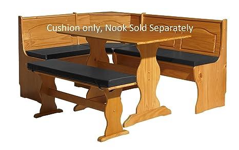 Remarkable Linon Chelsea Cushion Set Brown Pvcnook Not Included Spiritservingveterans Wood Chair Design Ideas Spiritservingveteransorg