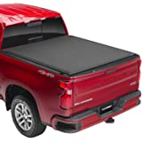 Lund Genesis Elite Roll Up, Soft Roll Up Truck Bed Tonneau Cover | 968292 | Fits 2019 - 2021 New Body Style GMC/Chevy…