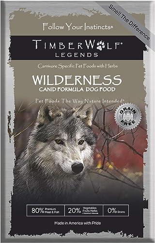 Timberwolf Wilderness Legend