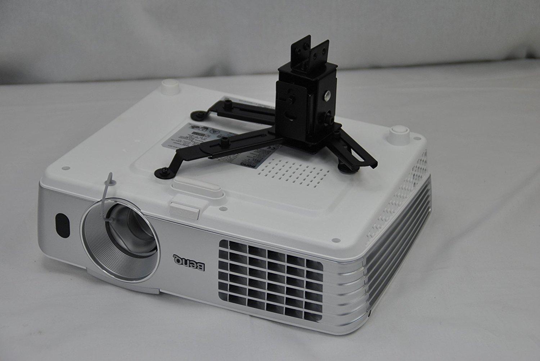 passend zB Beamerhalterung Beamer Projektorhalterung Deckenhalterung Halterung Universal Profi Ausf/ührung Crenova XPE470 Acer H6517BD X1385WH P1185 BenQ TH681 TW529 TH530 TH683 W1110 WiFi Beamer Epson EH-TW f/ür NEC BENQ ACER Canon Philips usw