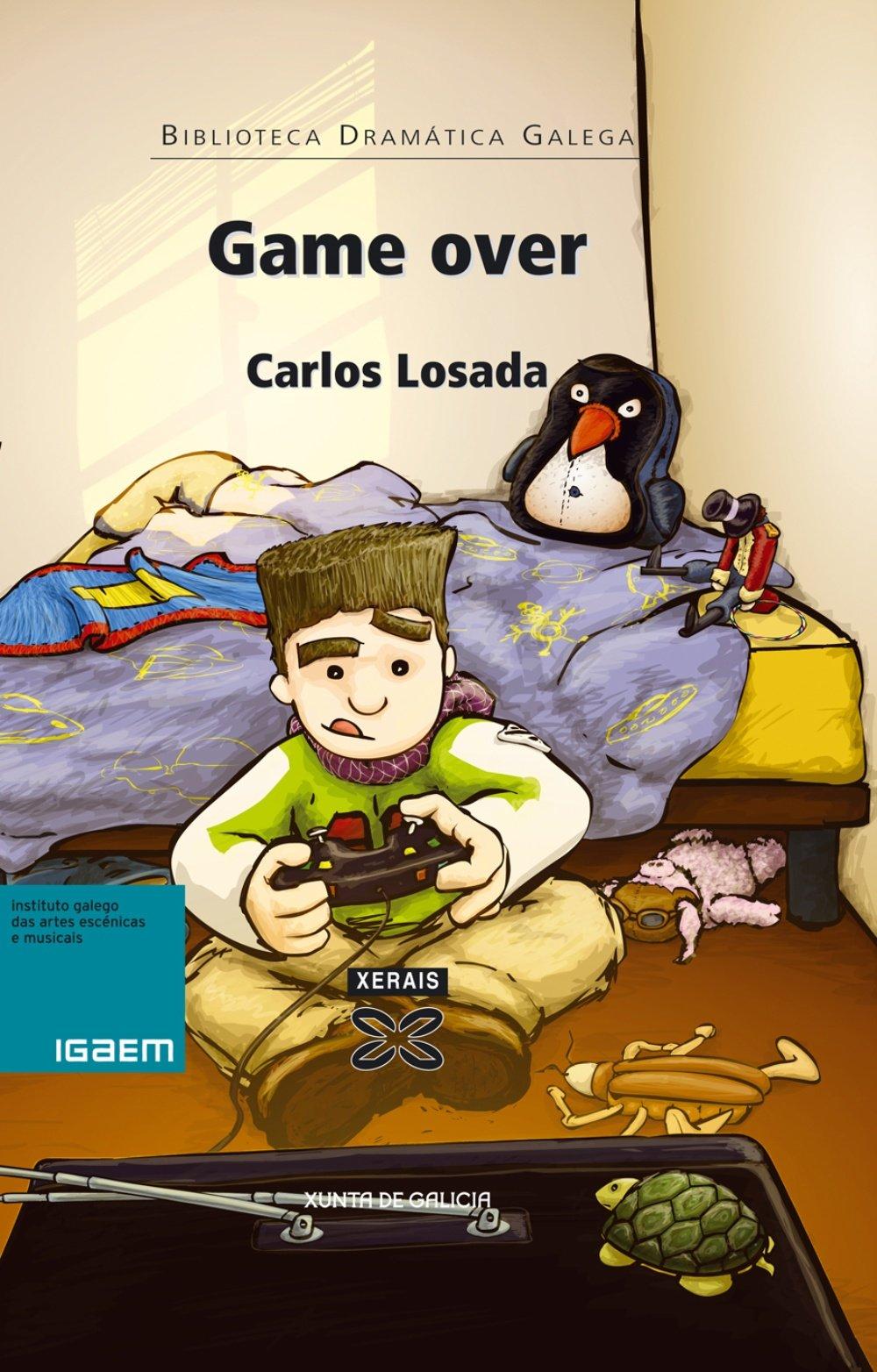 Game over (Edición Literaria - Teatro - Biblioteca Dramática Galega)